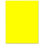 Liderpapel CX03 - Cartulina, 50x65 cm, 240 gr/m2, color amarillo limón