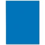 Liderpapel CX04 - Cartulina, 50x65 cm, 240 gr/m2, color azul