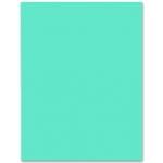 Cartulina Liderpapel 50x65 cm 240 gr/m2 color azul turquesa