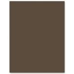 Cartulina Liderpapel 50x65 cm 240 gr/m2 color marron chocolate