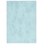 Cartulina marmoleada tamaño A4 200 gr color azul paquete de 100 hojas