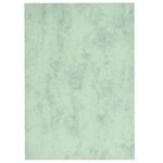 Cartulina marmoleada tamaño A4 200 gr color verde paquete de 100 hojas
