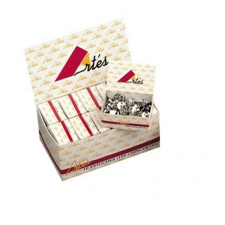 Chinchetas Artes caja de 100 unidades