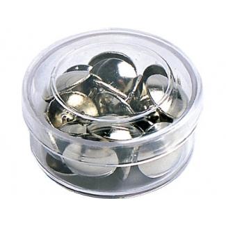 Liderpapel HI02 - Chinchetas, caja de 25