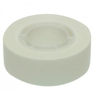 Apli 12277 - Cinta adhesiva, 19 mm x 33 mt, blanco