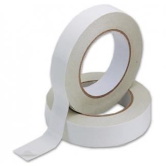 Q-Connect KF02221 - Cinta adhesiva doble cara, 25 mm x 33 mt