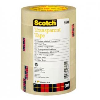 Pregunta sobre Scotch 550/1266 AE - Cinta adhesiva, 12 mm x 66 mt, transparente