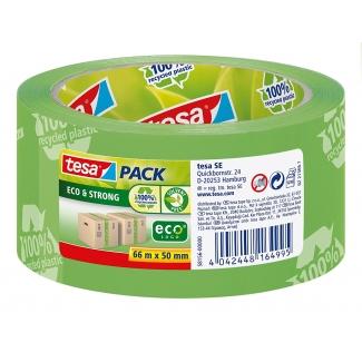 Opina sobre Tesa 58156-0000-00 - Cinta adhesiva para embalar con impresión, 50 mm x 66 mt, verde
