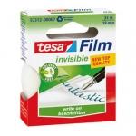 Cinta adhesiva Tesa film invisible 33x19 mm ecológica