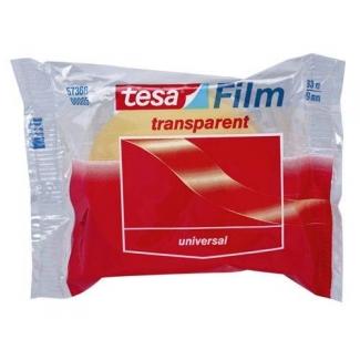 Tesa 57369-00005-00 - Cinta adhesiva, 19 mm x 66 mt, transparente