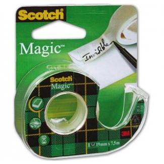 Opina sobre Scotch RN000928366/70071321569 - Miniportarrollo para cintas, 19 mm x 7,5 mt
