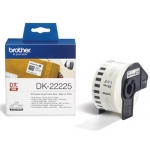 Cinta de papel continuo Brother para impresoras brother ql 38 mm mt s