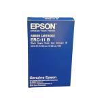 Cinta impresora Epson ERC-11B negra
