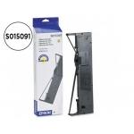 Cinta impresora Epson fx-980 negra
