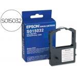 Cinta impresora Epson negra