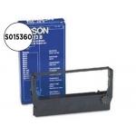 Cinta impresora Epson negra 250a 255 255a 260 260a 264 265 265a 280 280a av tm-267/267ii