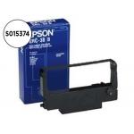 Cinta impresora Epson orig negra
