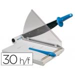 Cizalla Kobra 360-a tamaño A4 sistema de corte palanca con guillotin de hoja capacidad 20/30 hojas