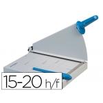 Cizalla Kobra 430-em tamaño A3 sistema de corte palanca con guillotin de hoja capacidad 15/20 hojas