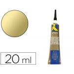 Contorno relieve color oro la pajarita