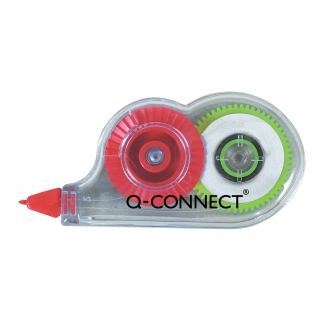 Q-Connect KF02131 - Cinta correctora mini, 4,2 mm x 5 m