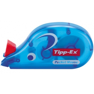 Tipp-Ex 5328 Pocket Mouse - Cinta correctora, 4,2 mm x 9 m