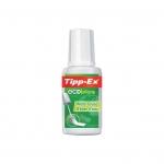 Corrector Tipp-ex ecolution liquido reciclado 20 ml