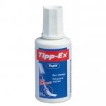Tipp-Ex 6391 - Corrector líquido, 20 ml, esponja aplicadora