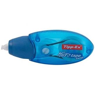 Tipp-Ex 870614 Micro Tape Twist - Cinta correctora, 5 mm x 8 m