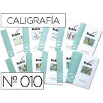 Rubio C-010 - Cuaderno de caligrafía Nº 010