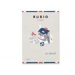Cuaderno Rubio english at school