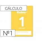 Cuaderno Rubio entrena tu mente estimulación cognitiva calculo 1