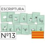 Cuaderno Rubio escriptura nº13 catalan