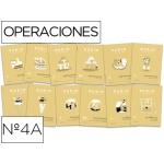 Cuaderno Rubio operaciones dividir por varias cifras