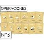 Cuaderno Rubio operaciones multiplicar por una cifra