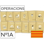 Cuaderno Rubio operacions nº1a catalan