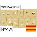 Cuaderno Rubio operacions nº4a catalan