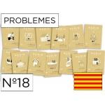 Cuaderno Rubio problemes Nº 18 catalan