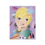 Cuaderno de actividades maquillaje nancy 64 páginas 185x240 mm