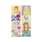 Cuaderno de actividades mini princesas nancy 48 páginas 100x165 mm