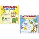 Cuaderno de actividades para aprender 96 páginas 210x210 mm