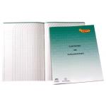 Cuaderno de evaluaciones Jovi tamaño A4 44 páginas de 70 gr/m2