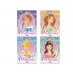 Cuadernos para colorear princesas glitter color 16 páginas 215x270 mm