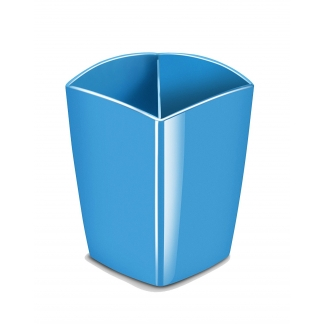 Cep 1005310351 - Cubilete portalápices magnético, color azul