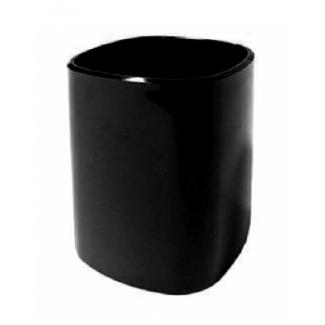 Csp 102-N - Cubilete portalápices, color negro