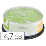 DVD-R Q-Connect imprimible para inkjet