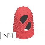 Dediles de goma Nº 1 caja de 12 20-22 mm de diámetro