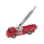 Despertador coche de bomberos