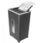 Destructora de documentos Q-connect con alimentación automática capacidad de corte 8 H manual