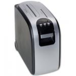 Destructora de documentos Skrebba skre-dder 10-3 capacidcapacidad de corte 10 H destruye grapas clips y cd